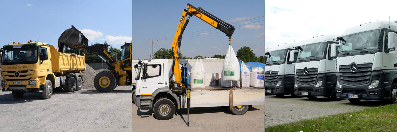 Migrola transport ciężarowy lubelskie
