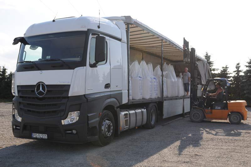 Transport ciężarowy lublin